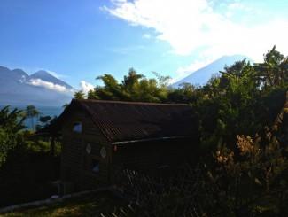 QR44 / 1 Bedroom Volcano View Eco-cabin #1 / Min. 1 month